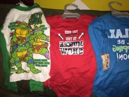 Baby Boy Spring Clothes Lot 3-6 ,6-9 Months Carter Onesie Pa