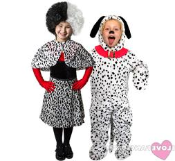 CHILDS DALMATIAN CHARACTER COSTUME SCHOOL BOOK WEEK FANCY DR