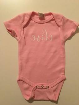 Christmas Gift: Personalized Gerber Brand Onesie for your ba