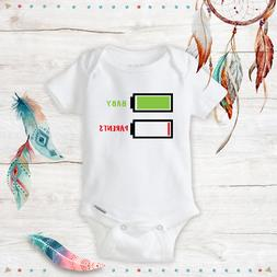 Funny Baby Gift Organic Unisex Baby Onesies - Baby Clothes -