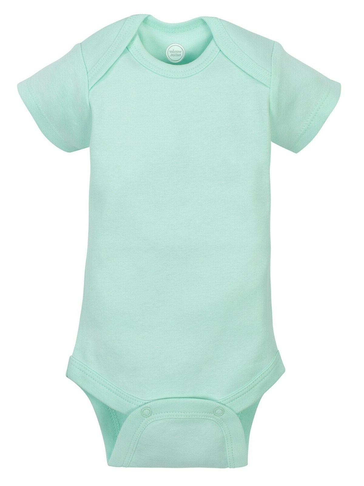 3-6 Nation by Gerber Layette Bodysuit 6