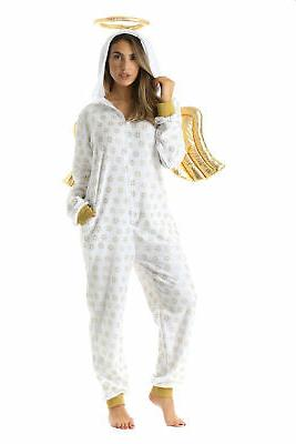 6451 l followme adult onesie womens pajamas