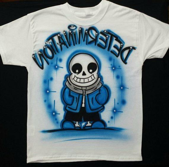 Airbrushed Inspired T-Shirt