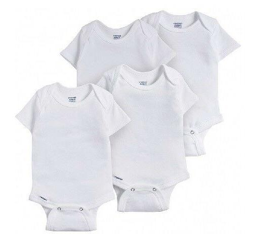 baby boy or girl unisex 4 pack