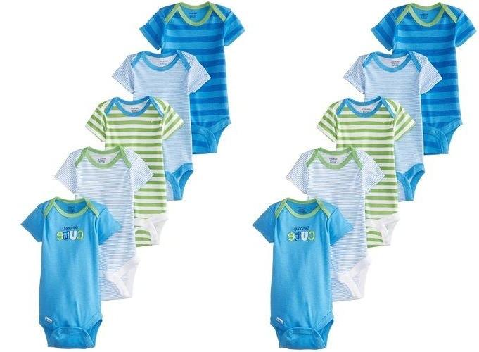 lot of 2 packages baby boys 5