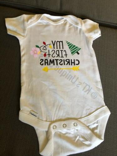 Personalized Gerber Carter's