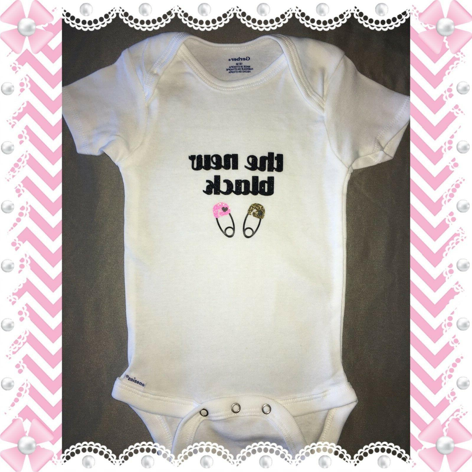 the new black custom cute personalized baby