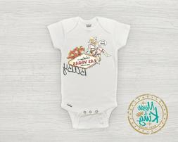 Las Vegas Baby Onesie-New parent Gift-Baby Clothes multiple