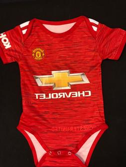 Manchester United soccer 12 month uniform