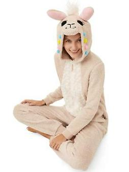 NEW Secret Treasures Women's Llama Sleepwear 1-Pc Halloween