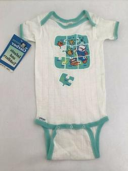 Vintage Gerber Onesies USA Baby Bodysuit Shirt Infant Toddle