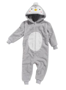 World Book Day Baby Penguin 1Onesie Girls Boys Character Jum